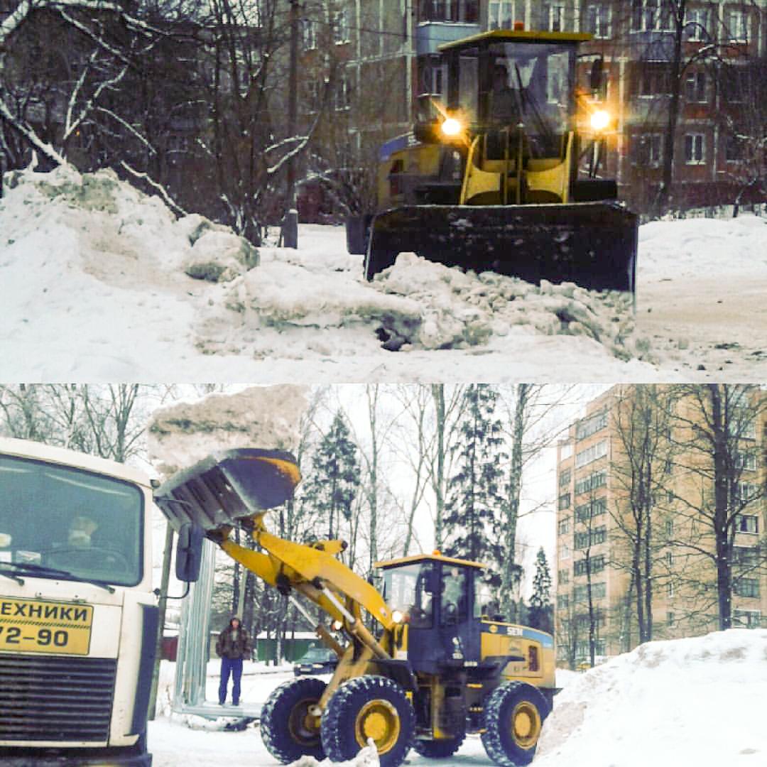 Чертежи скребков для уборки снега